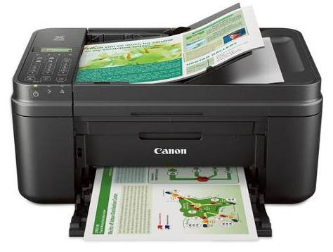 Canon PIXMA MX490 Wireless Office All-in-One Printer