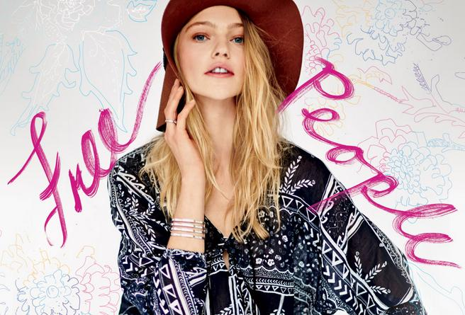 Up to 80% Off + Extra 10% Off Free People @ 6PM.com