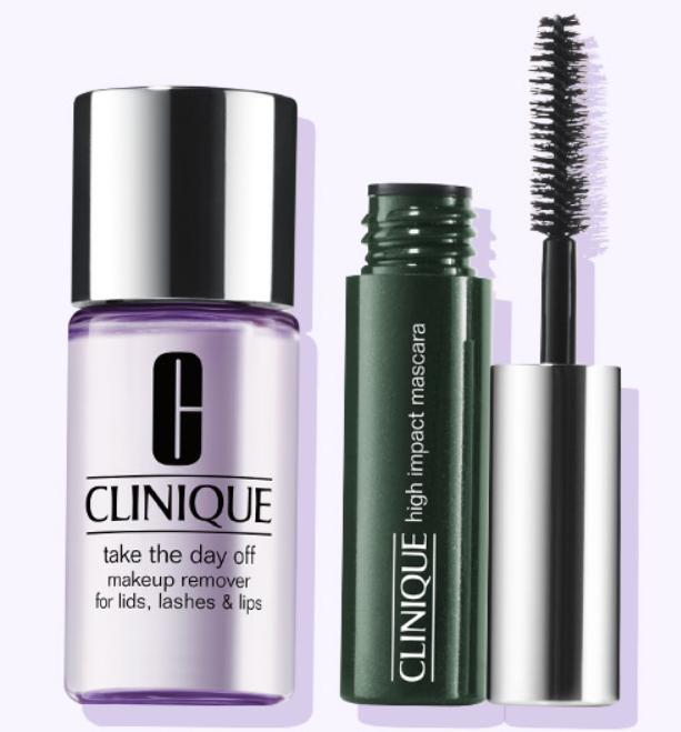 2 Free Travel Size Treats with $25 Purchase @ Clinique