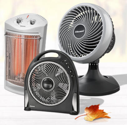 Extra 25% off Heaters @ Holmes
