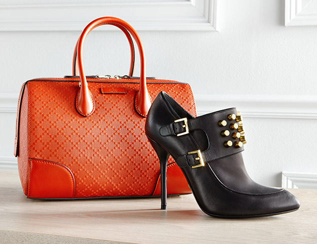 Up to 45% Off Gucci Shoes & Handbags Sale