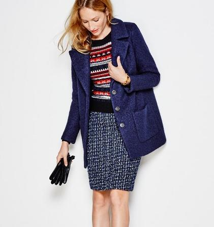 30% - 40% Off Jackets, Hats, Scarves, Gloves at J.Crew Factory