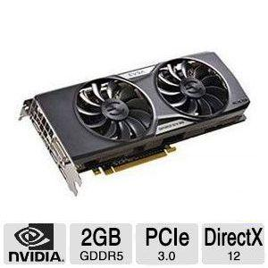 EVGA 02G-P4-2966-KR GeForce GTX 960 Gaming 2GB 128-Bit GDDR5 PCI Express 3.0 HDCP Ready SLI Support SuperSC ACX 2.0+ Video Card