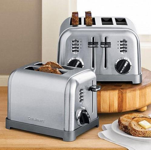 Cuisinart CPT-160 Stainless Steel 2-Slice Toaster