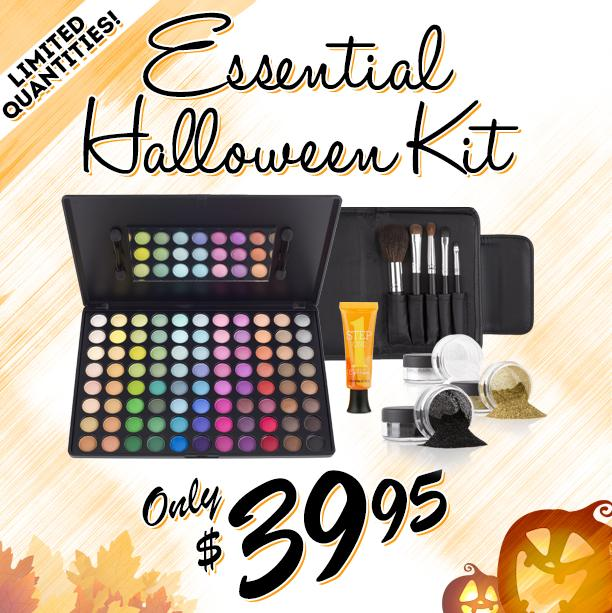 Essential Halloween Kit 2015