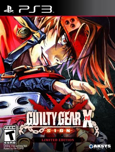 Guilty Gear Xrd SIGN Limited Edition - PlayStation 3