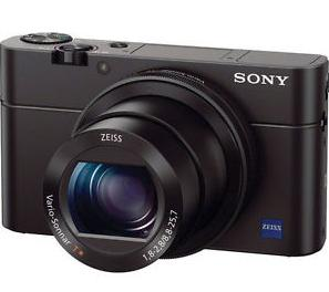 Sony Cyber-shot DSC-RX100 III 20.1 MP Digital Camera