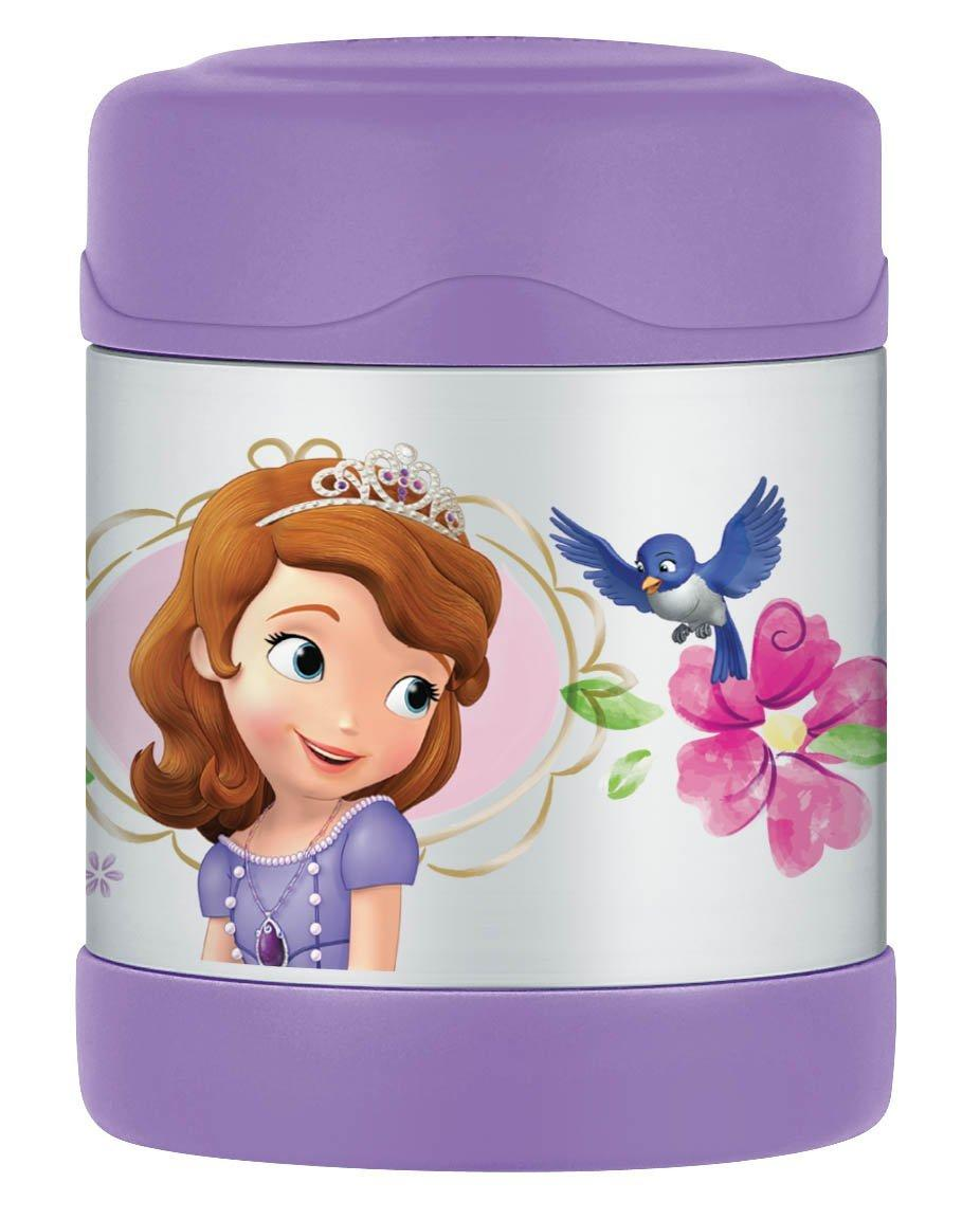13.46 Thermos 10 Ounce Funtainer Food Jar, Sofia