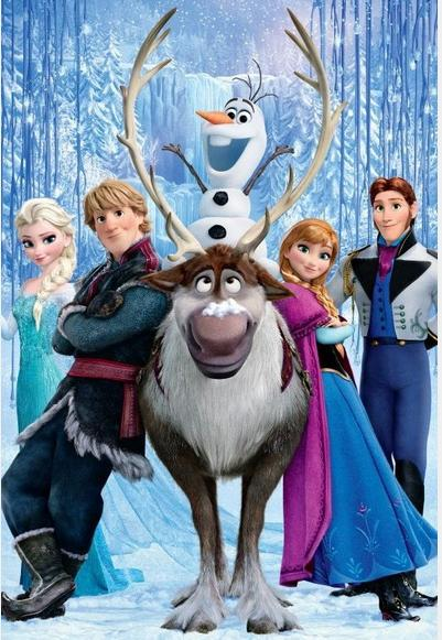 50% Off Select Frozen Products @ Amazon.com