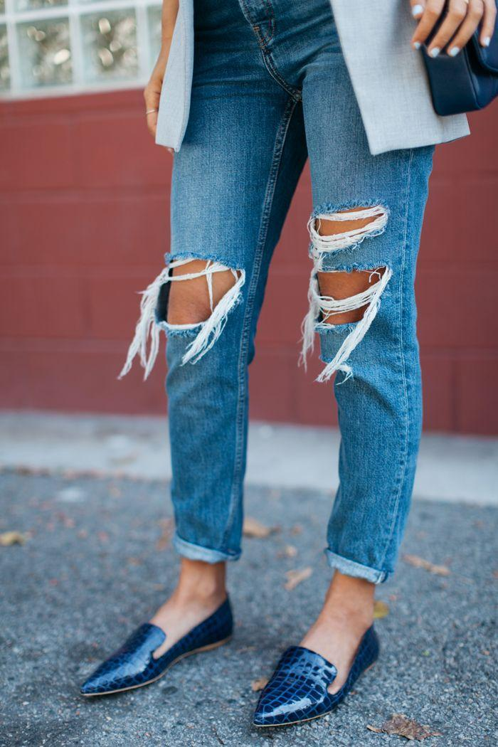 Up to 50% Off Topshop Ripped Jeans Sale @ Nordstrom