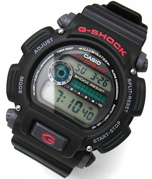 $29.4 Casio G-Shock Men's DW9052-1V
