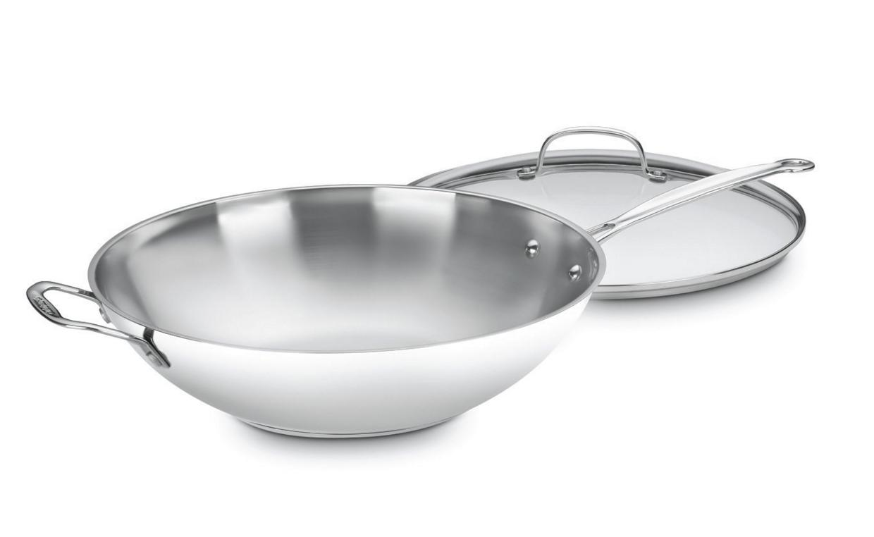 Cuisinart Chef's Classic Stainless 14