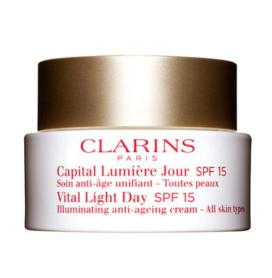 Clarins 'Vital Light' Day Cream for All Skin Types SPF 15 @ Nordstrom