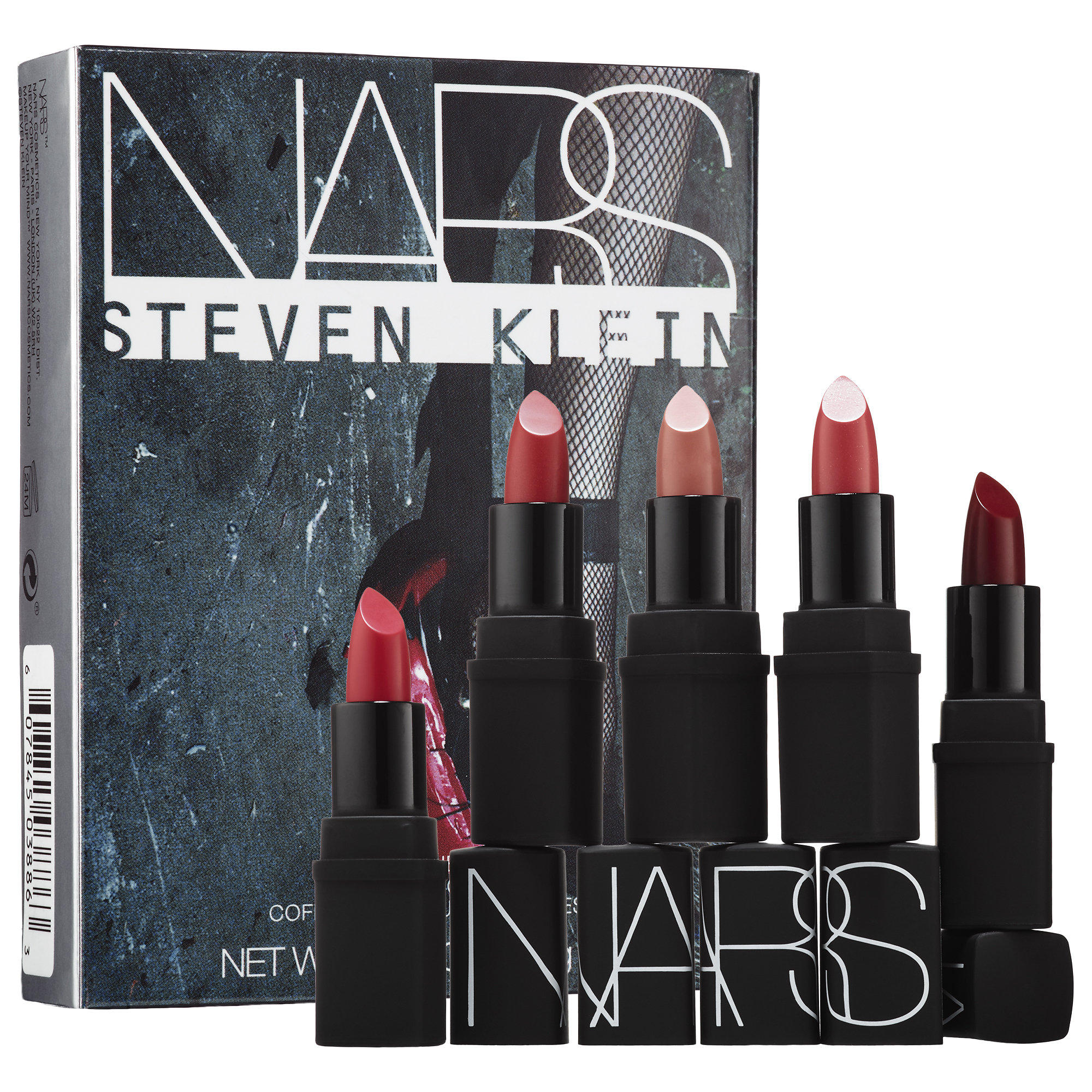 New Release Nars launched New Steven Klein Collaboration Killer Heels Lipstick Coffret