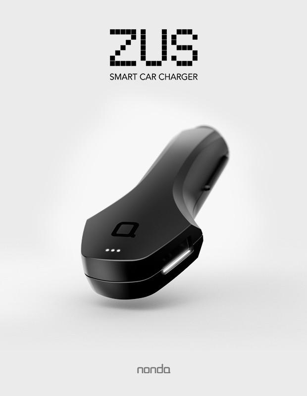 The coolest product pre-ordering now! The first Military Grade Smartest Car Charger and Locator