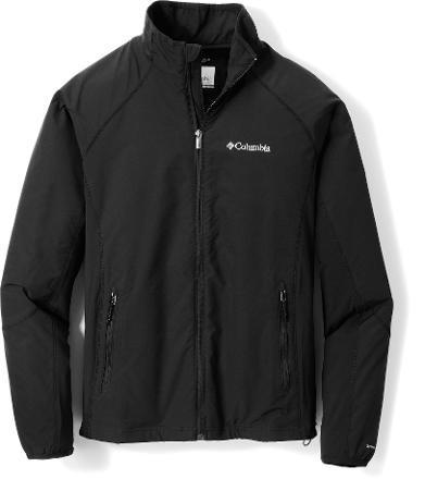 Columbia Five Alarm Soft-Shell Jacket - Men's