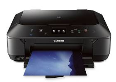 Canon MG6620 Wireless Photo All-in-One Inkjet Cloud Printer (Black)