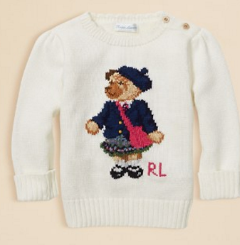 Ralph Lauren Infant Sweater