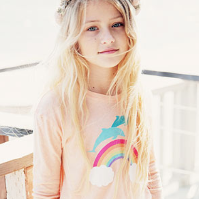 Up to 70% Off WILDFOX Girls' Clothing @ Nordstrom Rack