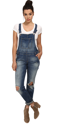 Up to 60% Off Women's Overall Jeans  @ 6PM.com