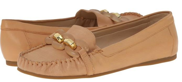 Nine West Women's Bdaygirl Leather Moccasin