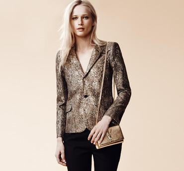 Up to 78% Off Saint Laurent, Stella McCartney & More Designer Statement Jackets & Handbags On Sale @ Gilt