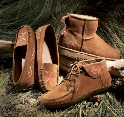 UGG® Australia Calze Driving Moccasins