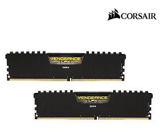 Corsair Vengeance LPX 16GB (2 x 8GB) DDR4 2666 (PC4-21300) 2666MHz C16 memory kit