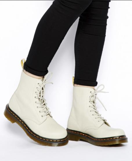 Dr. Martens Alix 10-Eye Zip Boot @ 6PM.com
