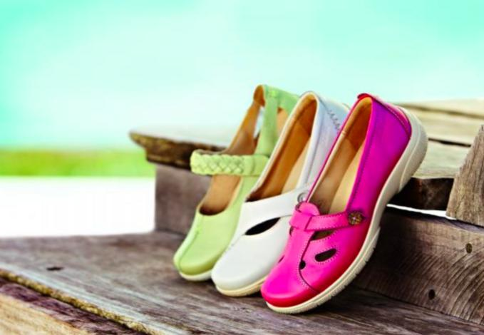 Buy 2 Get 1 Free Full-Price Shoes @ Hotter Shoes