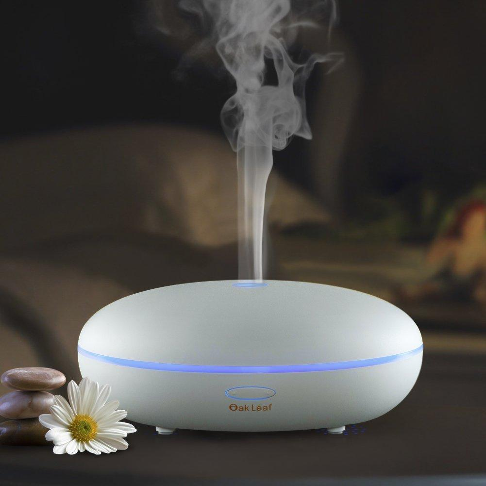 Oak Leaf 250mL Essential Oil Diffuser