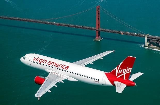 From $38 One way Today Only! Flight Sale @ Virgin America