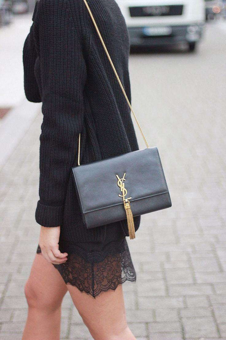Up to $175 Off with Purchase of Saint Laurent Handbags @ Saks Fifth Avenue