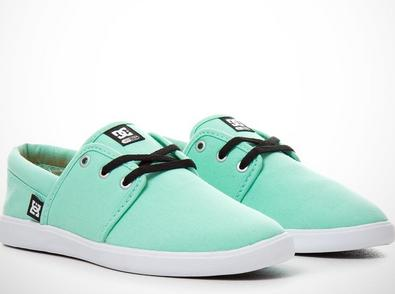 From $21.99 DC Women's Sneakers @ 6PM.com