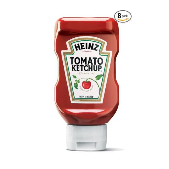 Heinz Tomato Ketchup, 14 Ounce (Pack of 8)