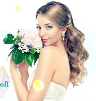 Up to 61% Off Select Countdown to Gorgeous Bridal Skin Care Product @ Sasa.com