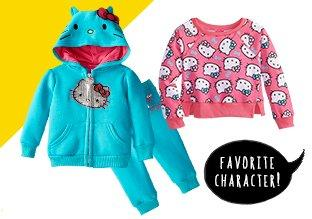 Up to 70% Off Select Kids' Hello Kitty Apparel @ MYHABIT
