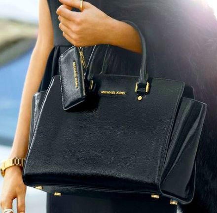 Up to $175 Off with Purchase of Michael Michael Kors Handbags @ Saks Fifth Avenue