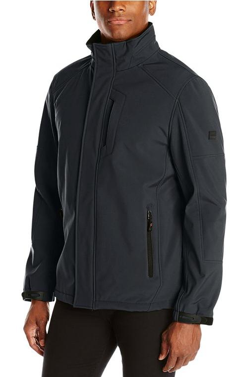Calvin Klein Men's Open Bottom Active Jacket