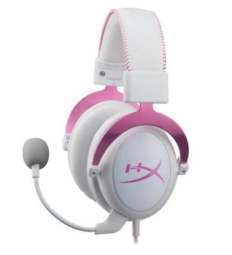 Lowest price! HyperX Cloud II Gaming Headset for PC & PS4 - Pink (KHX-HSCP-PK)