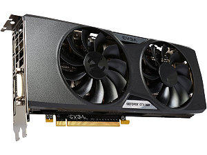 EVGA GeForce GTX 960 04G-P4-3967-KR 4GB SSC GAMING Graphics Card