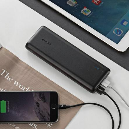 Anker PowerCore 15600 Compact Portable Charger