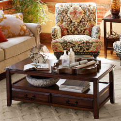 20% Off all Coffee and Accent Tables @ Pier 1 Imports