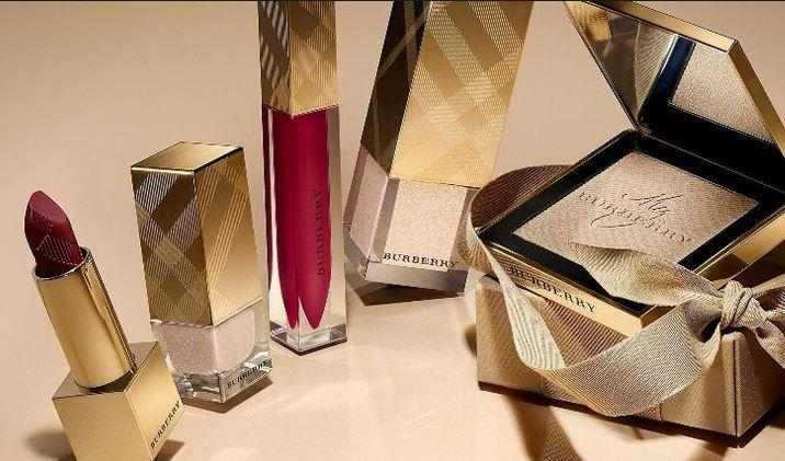 New Release! Burberry Winter Glow Limited Edition Makeup @ Sephora.com