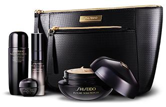 $130 Future Solution LX Defining Future Eye & Lip Limited Edition Collection ($221 Value)