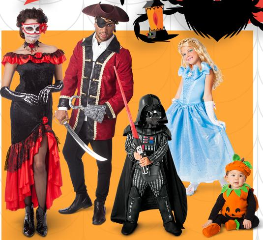 Up to 40% Off Halloween Costumes & Accessories @ Target.com