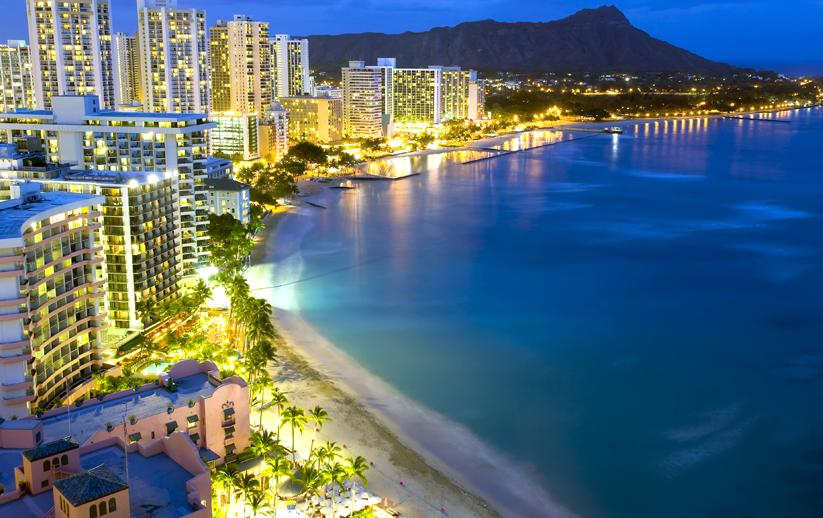 20% Off + Free Night Holiday Inn Waikiki Beachcomber Resort Promotion @ IHG
