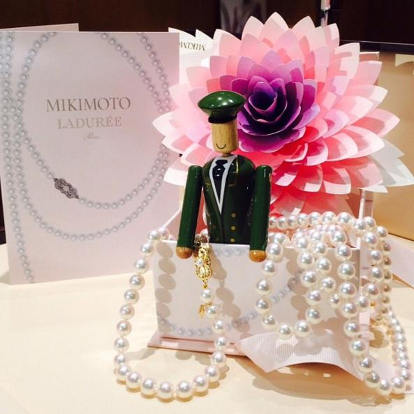 Up to $175 Off Mikimoto Jewellery @Saks Fifth Avenue