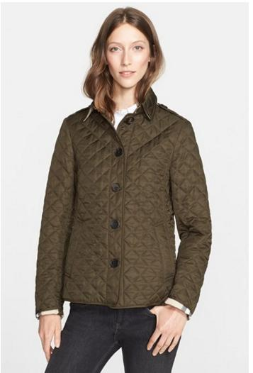 Up to 40% Off Burberry Brit Winter Jacket @ Nordstrom