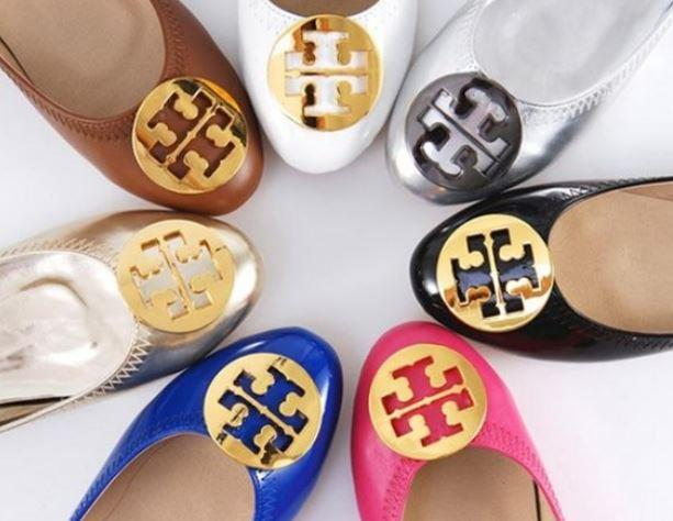 From $129 Ballet Flats during Private Sale @ Tory Burch